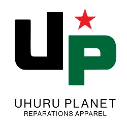 Uhuru Planet Reparations Apparel thumbnail